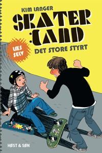 skaterland – Det store styrt