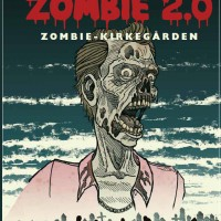 Zombie-kirkegård forside